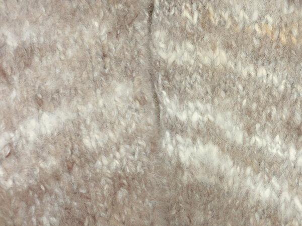 Jacke aus American Akita Wolle