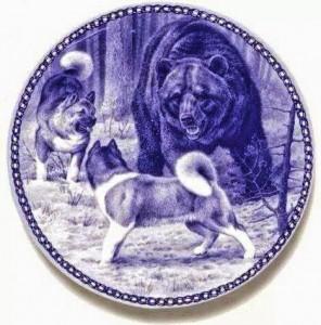 Akis Bärenjagd